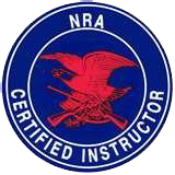NRA Certified Instructor Badge
